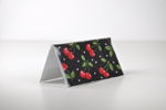 Rockabilly Cherry Checkbook Cover