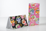 Day of the Dead Checkbook and Pocket Calendar Combo Set