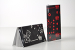 King Skull Checkbook and Pocket Calendar Combo Set